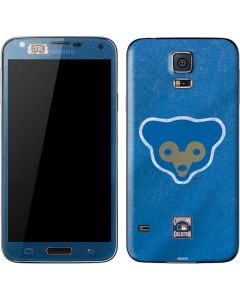 Chicago Cubs - Cooperstown Distressed Galaxy S5 Skin