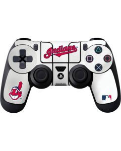 Cleveland Indians Home Jersey PS4 Controller Skin