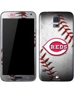 Cincinnati Reds Game Ball Galaxy S5 Skin