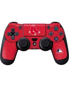 Boston Red Sox Monotone PS4 Controller Skin