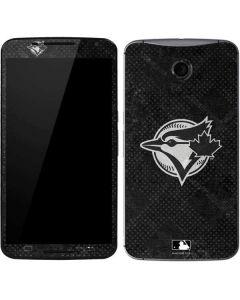 Toronto Blue Jays Dark Wash Google Nexus 6 Skin