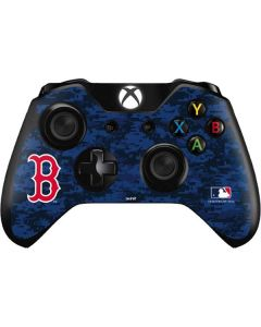Boston Red Sox Digi Camo Xbox One Controller Skin
