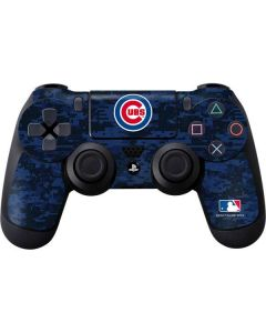 Chicago Cubs Digi Camo PS4 Controller Skin
