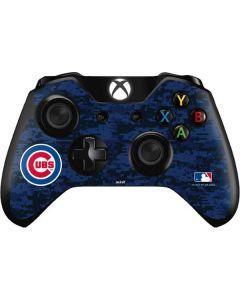 Chicago Cubs Digi Camo Xbox One Controller Skin