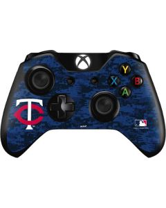 Minnesota Twins Digi Camo Xbox One Controller Skin