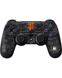 San Francisco Giants Digi Camo PS4 Controller Skin