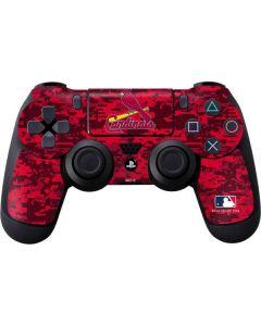 St Louis Cardinals Digi Camo PS4 Controller Skin