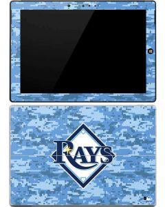 Tampa Bay Rays Digi Camo Surface 3 Skin