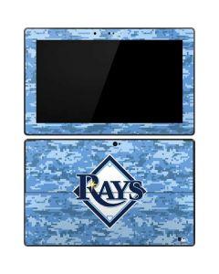 Tampa Bay Rays Digi Camo Surface Pro Tablet Skin