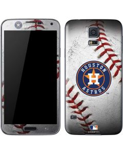 Houston Astros Game Ball Galaxy S5 Skin