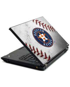 Houston Astros Game Ball Lenovo T420 Skin