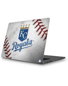 Kansas City Royals Game Ball Apple MacBook Pro Skin