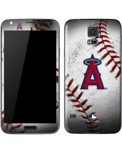 Los Angeles Angels Game Ball Galaxy S5 Skin