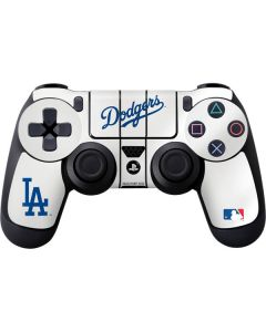 Los Angeles Dodgers Home Jersey PS4 Controller Skin
