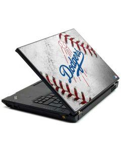Los Angeles Dodgers Game Ball Lenovo T420 Skin