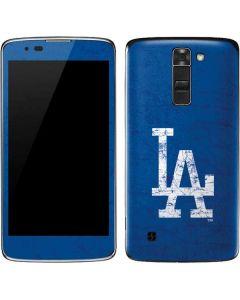 Los Angeles Dodgers - Solid Distressed K7/Tribute 5 Skin