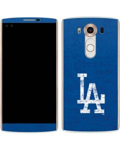 Los Angeles Dodgers - Solid Distressed V10 Skin
