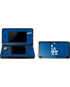 Los Angeles Dodgers - Solid Distressed 3DS (2011) Skin