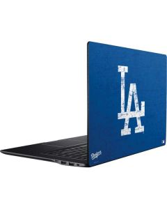 Los Angeles Dodgers - Solid Distressed Ativ Book 9 (15.6in 2014) Skin