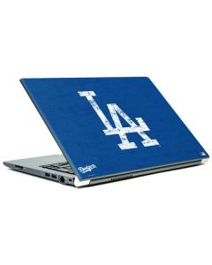 Los Angeles Dodgers - Solid Distressed Portege Z30t/Z30t-A Skin