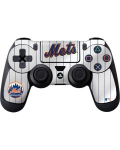 New York Mets Home Jersey PS4 Controller Skin