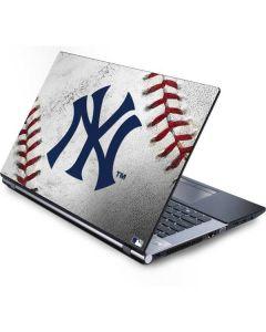 New York Yankees Game Ball Generic Laptop Skin