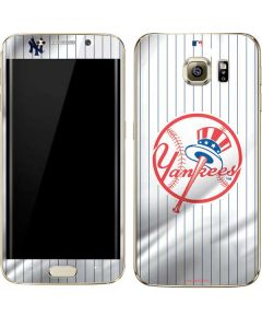 New York Yankees Home Jersey Galaxy S7 Edge Skin