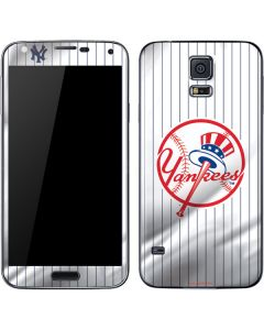New York Yankees Home Jersey Galaxy S5 Skin