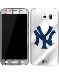 New York Yankees Home Jersey Galaxy S6 Skin