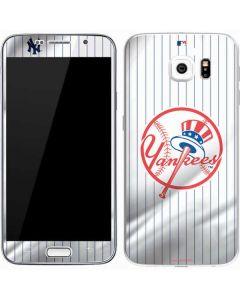 New York Yankees Home Jersey Galaxy S7 Skin