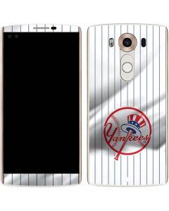 New York Yankees Home Jersey V10 Skin