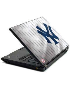 New York Yankees Home Jersey Lenovo T420 Skin