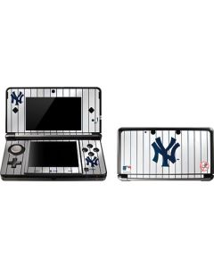 New York Yankees Home Jersey 3DS (2011) Skin