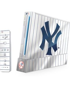 New York Yankees Home Jersey Wii (Includes 1 Controller) Skin
