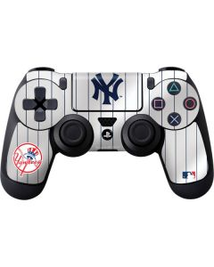 New York Yankees Home Jersey PS4 Controller Skin