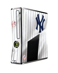 New York Yankees Home Jersey Xbox 360 Slim (2010) Skin