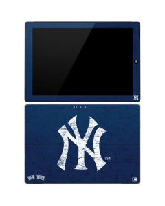 New York Yankees - Solid Distressed Surface Pro 3 Skin