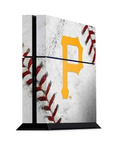 Pittsburgh Pirates Game Ball PS4 Console Skin