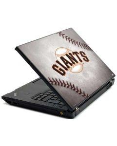 San Francisco Giants Game Ball Lenovo T420 Skin