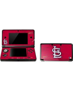 St. Louis Cardinals - Solid Distressed 3DS (2011) Skin