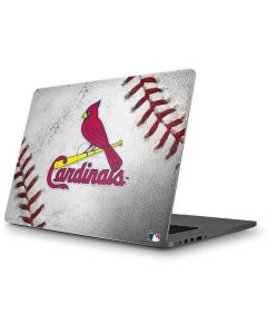 St. Louis Cardinals Game Ball Apple MacBook Pro Skin