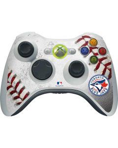 Toronto Blue Jays Game Ball Xbox 360 Wireless Controller Skin