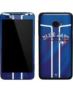 Toronto Blue Jays Alternate Jersey EVO 4G LTE Skin
