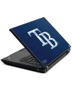 Tampa Bay Rays - Solid Distressed Lenovo T420 Skin