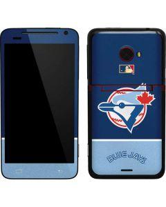 Vintage Blue Jays EVO 4G LTE Skin