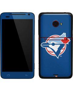 Large Vintage Blue Jays EVO 4G LTE Skin
