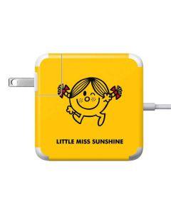 Little Miss Sunshine Apple Charger Skin