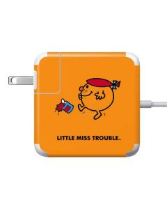 Little Miss Trouble Apple Charger Skin