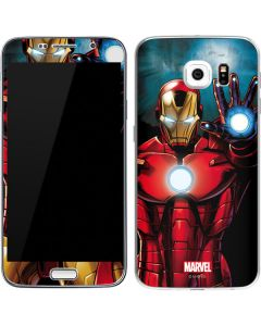 Ironman Galaxy S6 Skin