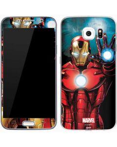 Ironman Galaxy S7 Skin
